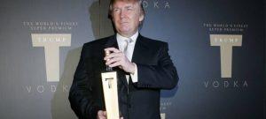 Douche booze Trump